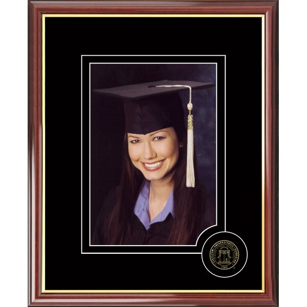 Graduate Portrait Picture Frame by Campus Images