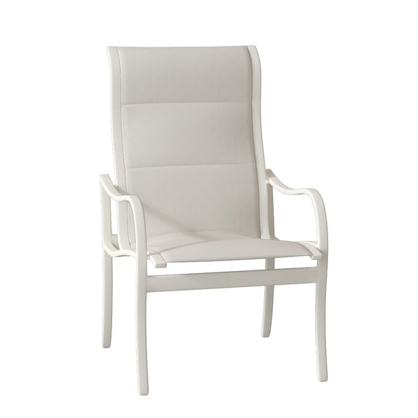Shoreline Patio Dining Chair (Set of 2) by Tropitone