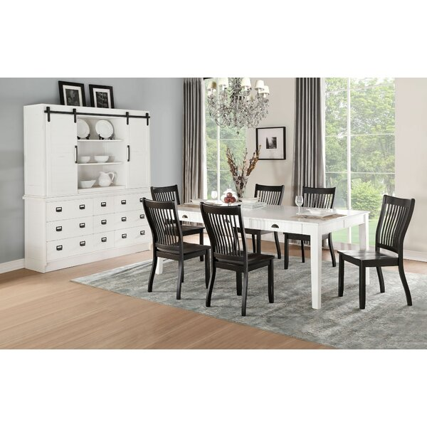 Jai 7 Pieces Dining Set by August Grove