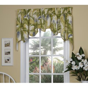 Bay Isle Home & Style Domain Valances & Kitchen Curtains You\'ll Love ...