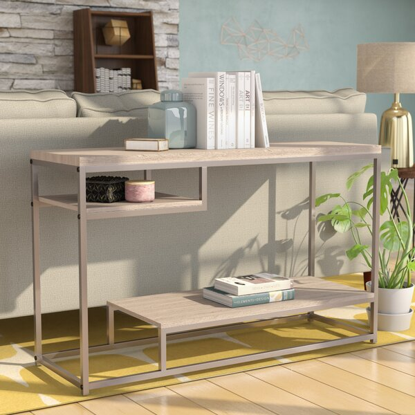 Desi Console Table by Mercury Row