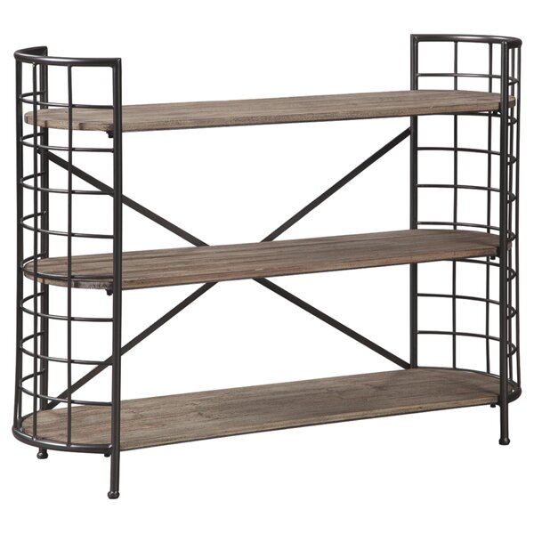 Adler Standard Bookcase by Williston Forge