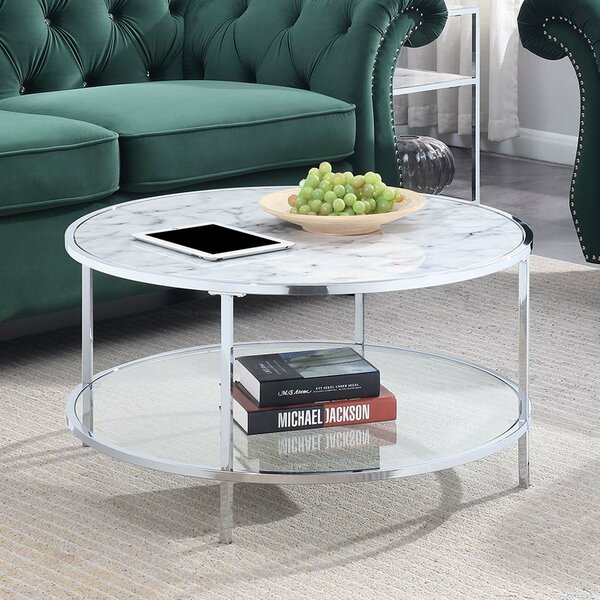 Willa Arlo Interiors Round Coffee Tables