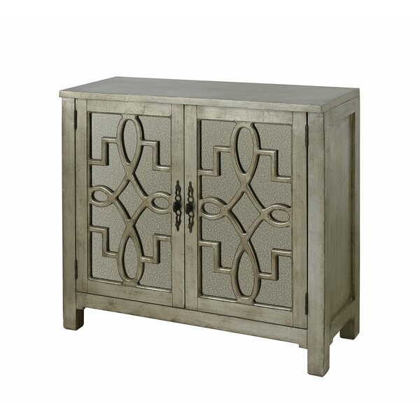 Makayla 2 Door Accent Cabinet by One Allium Way One Allium Way