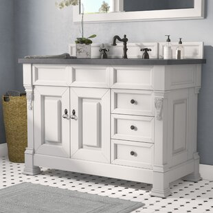 Find for Bedrock 48 Single Bathroom Vanity Set with Drawers ByDarby Home Co