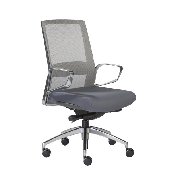 Offutt Low Back Mesh Office Chair by Brayden Studio