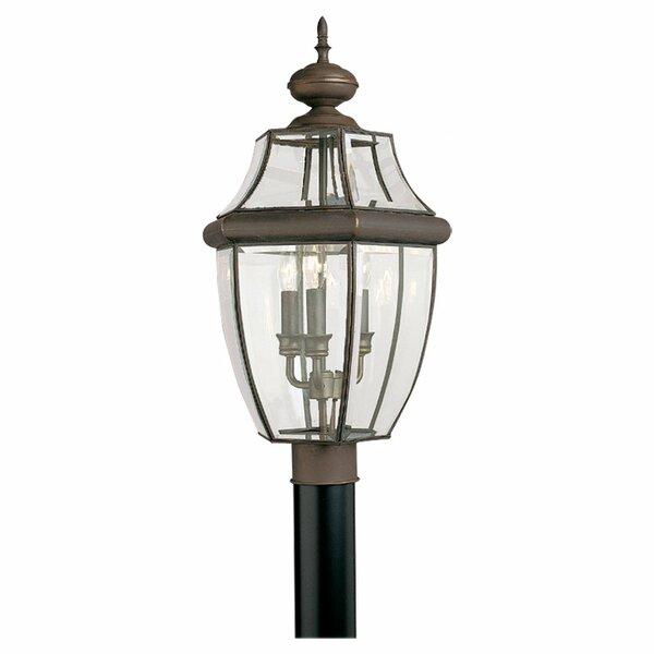 Bludovice 3-Light Lantern Head by Bloomsbury Market