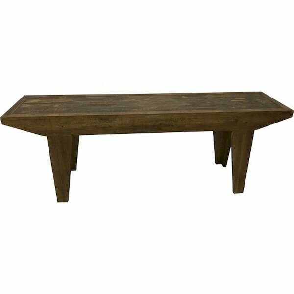Bourdeilles Bench By Winston Porter