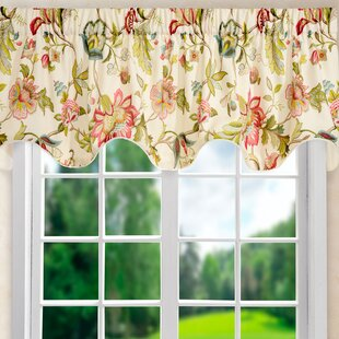 valances valance kitchen fltuva black green stylemaster tucked fleetwood