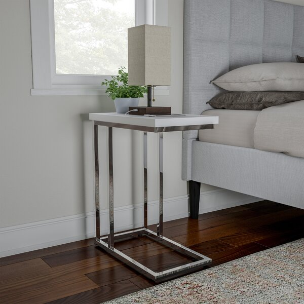 Home & Outdoor Gwendolyn C End Table