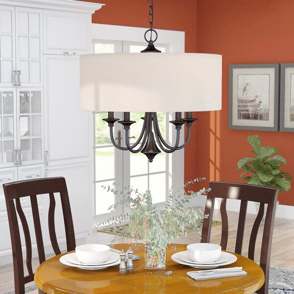 Becher 5-Light Chandelier by Darby Home Co