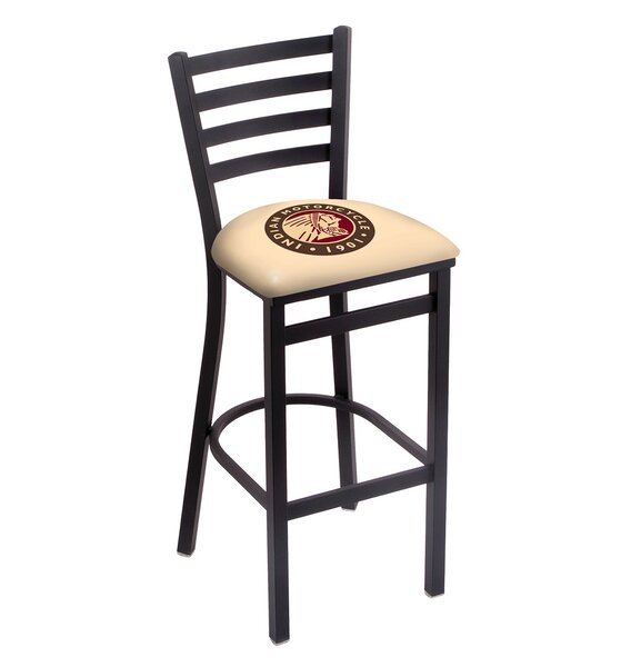 Indian Motorcycle Bar Stool By Holland Bar Stool