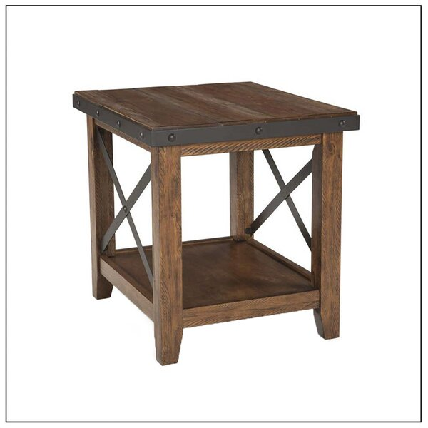 Baulch End Table By Gracie Oaks