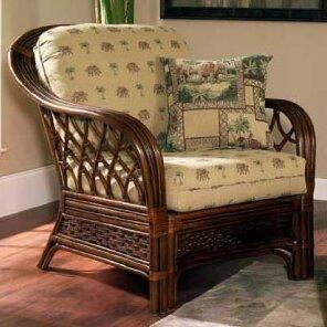 Biscayne Armchair by Boca Rattan