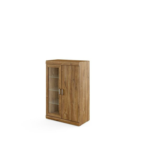 Artiaga Curio Cabinet by Latitude Run