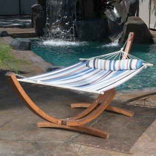 save to idea board folding hammock stand   wayfair  rh   wayfair