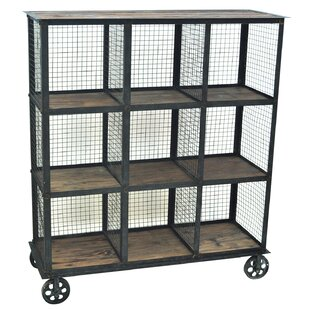 Industria Cube Unit Bookcase