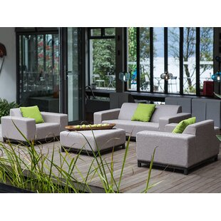 Reay 4 Piece Sunbrella Sofa Set By Orren Ellis