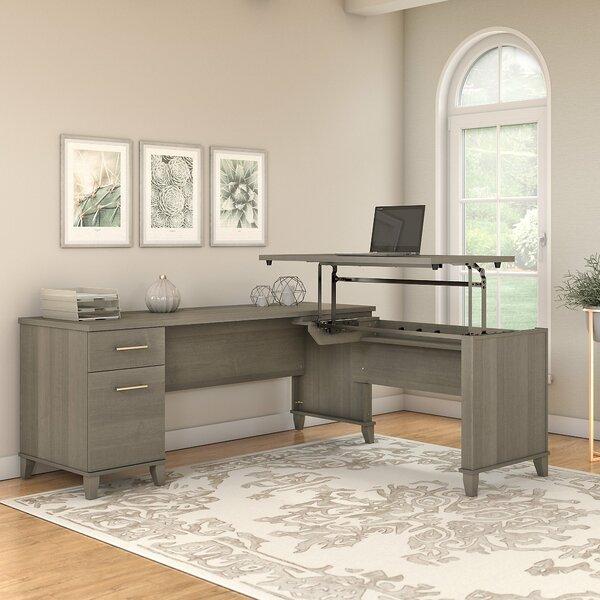 Frome Reversible L-Shape Desk