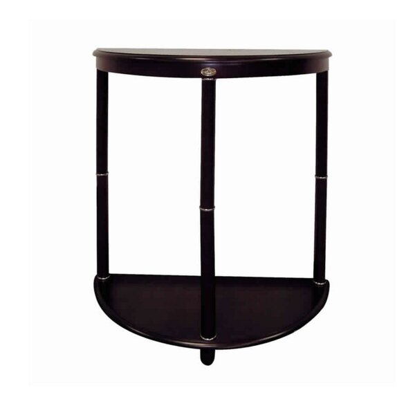 Bergson 3 Legs End Table by Winston Porter Winston Porter