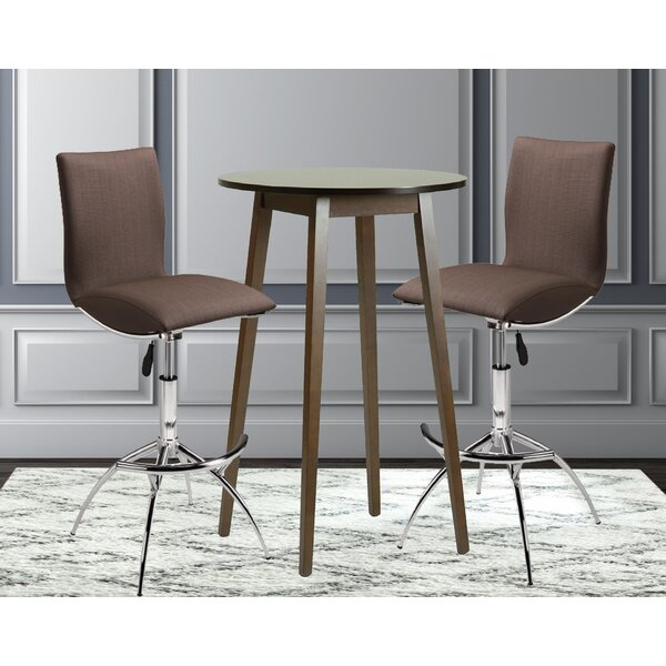 DeBary 3 Piece Dining Set by Orren Ellis Orren Ellis
