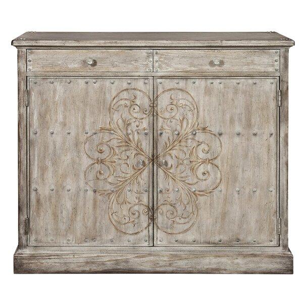 Cillian 2 Door Accent Cabinet by One Allium Way