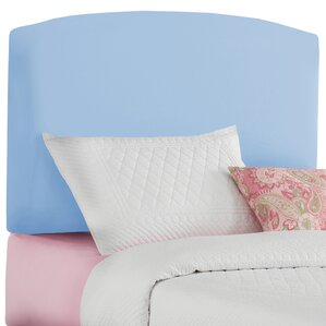 Twin Upholstered Panel Headboard by Skyline Furniture