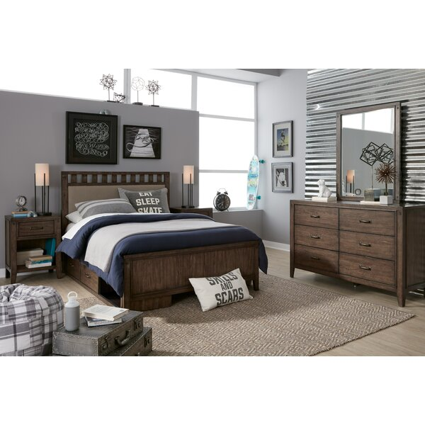 Maven Complete Panel Configurable Bedroom Set by Gracie Oaks