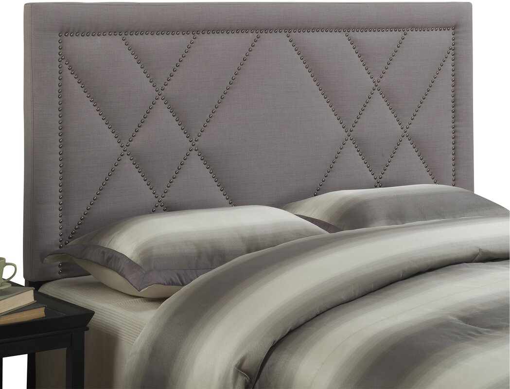 Wayfair Headboard White Headboard Wayfair Headboard And: House Of Hampton Upholstered Panel Headboard & Reviews