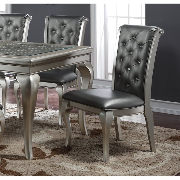 Beulah Upholstered Dining Chair (Set of 2) by Rosdorf Park Rosdorf Park