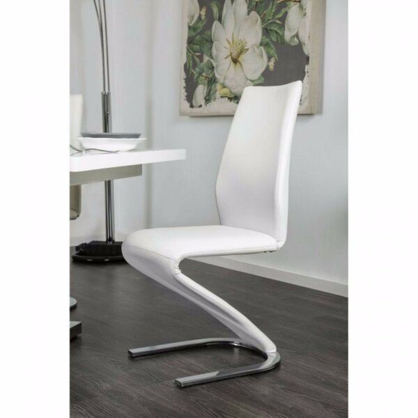 Ballsallagh Contemporary Dining Chair (Set of 2) by Orren Ellis
