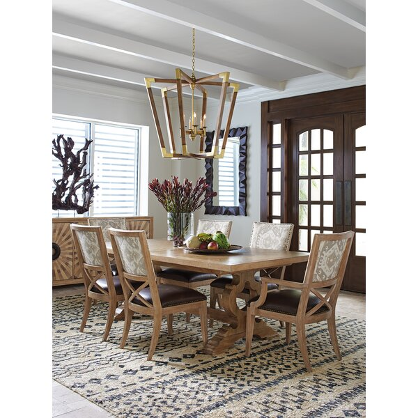 Los Altos 7 Piece Extendable Dining Table Set by Tommy Bahama Home