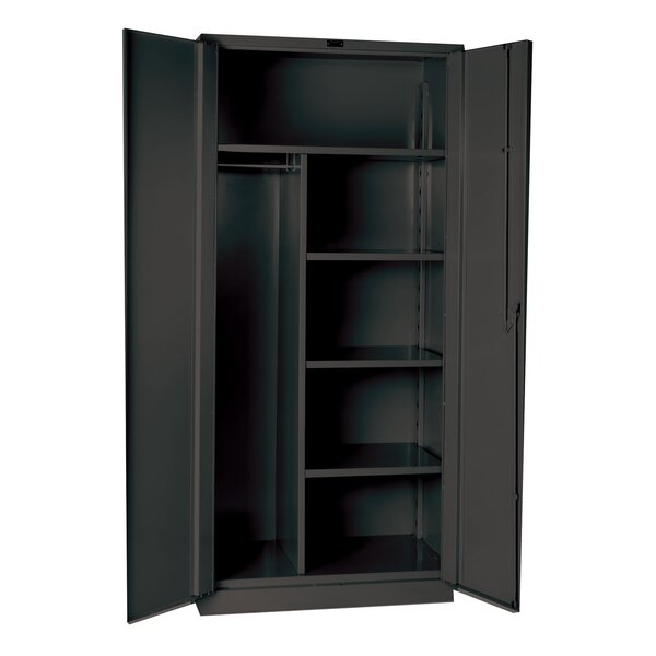 Duratough 1 Tier 1 Wide Employee Locker by Hallowell