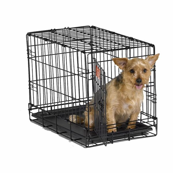 Dog Single Door Pet Crate by Midwest Homes For Pets
