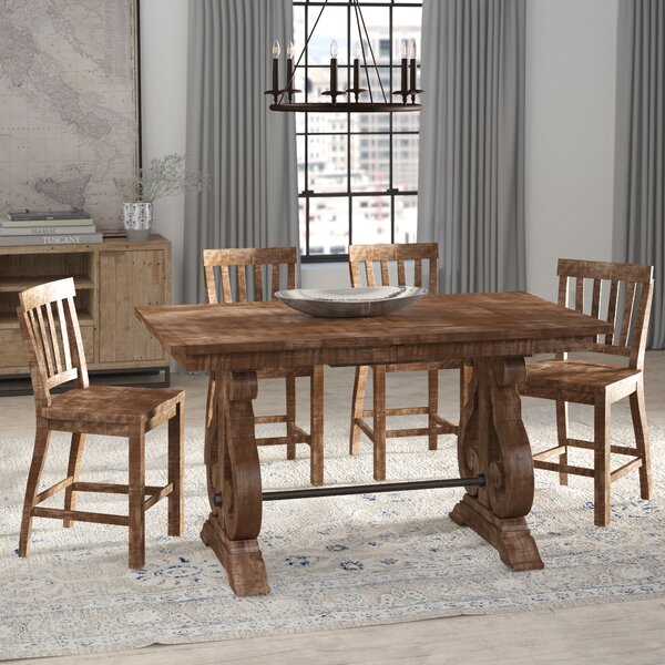 5 Piece Dining Set by Greyleigh