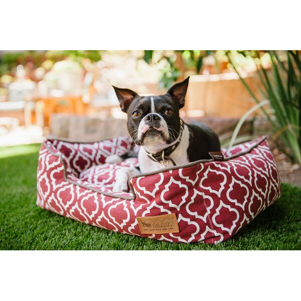 Moroccan Lounge Dog Bed by P.L.A.Y.