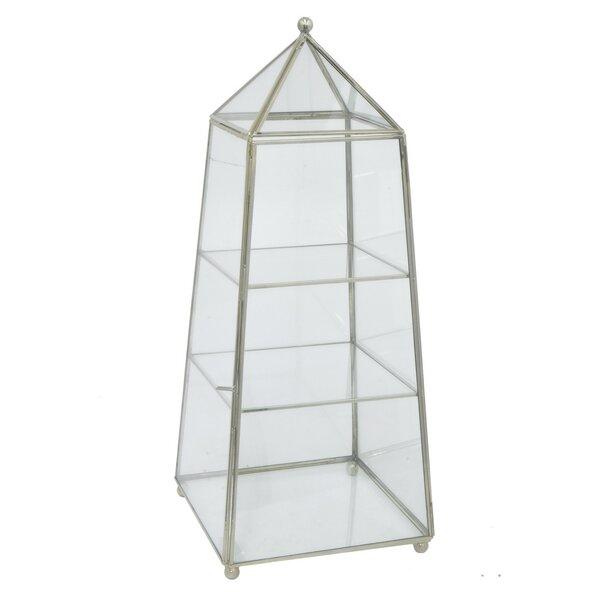 Glass Terrarium by Three Hands Co.