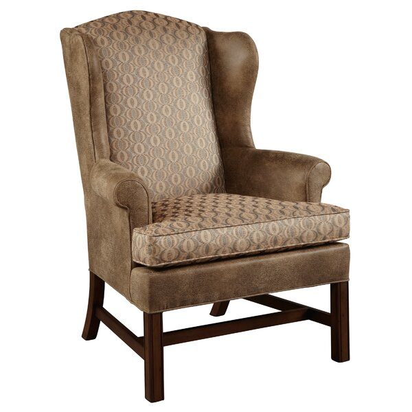 Celeste Wingback Chair by Hekman