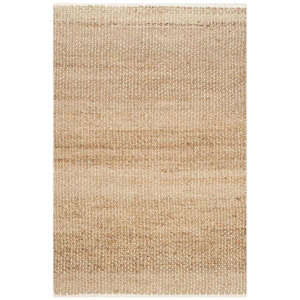 Natural Fiber Natural Area Rug by Darby Home Co