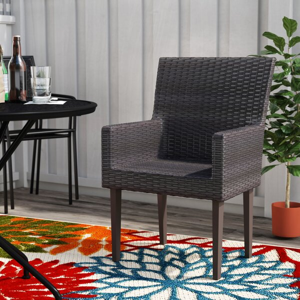 Tegan Patio Dining Chair (Set of 4) by Sol 72 Outdoor