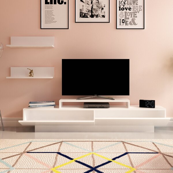 Pritts Entertainment Center For TVs Up To 78