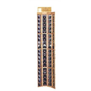 Designer Series 72 Bottle Floor Wine Rack by Wine Cellar Innovations