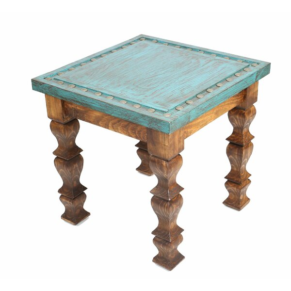 Clovis End Table II by Bungalow Rose