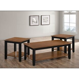 Sylvester Coffee Table Set by Latitude Run
