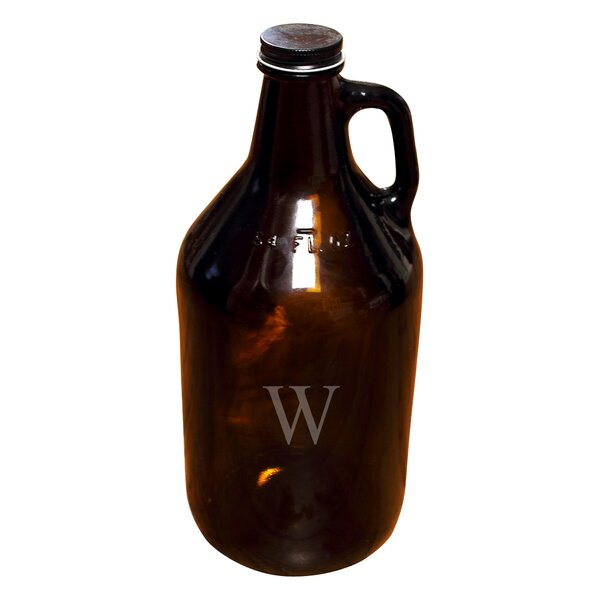 Personalized Craft Beer Growler by Cathys Concepts