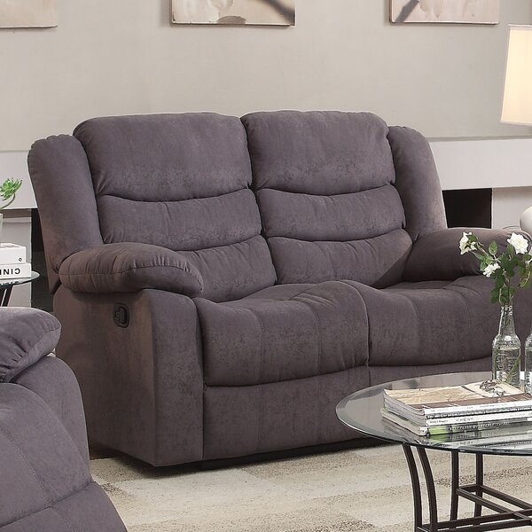 Best Discount Quality Vredenburgh Motion Reclining Loveseat by Red Barrel Studio by Red Barrel Studio
