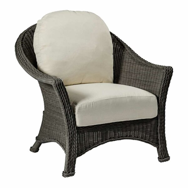 Regent Lounge Patio Chair with Cushions by Summer Classics