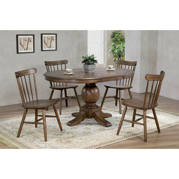 Steyning 5 Piece Extendable Dining Set By Red Barrel Studio