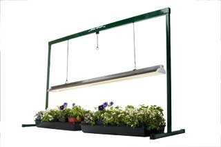Jump Start Grow Light System by Hydrofarm