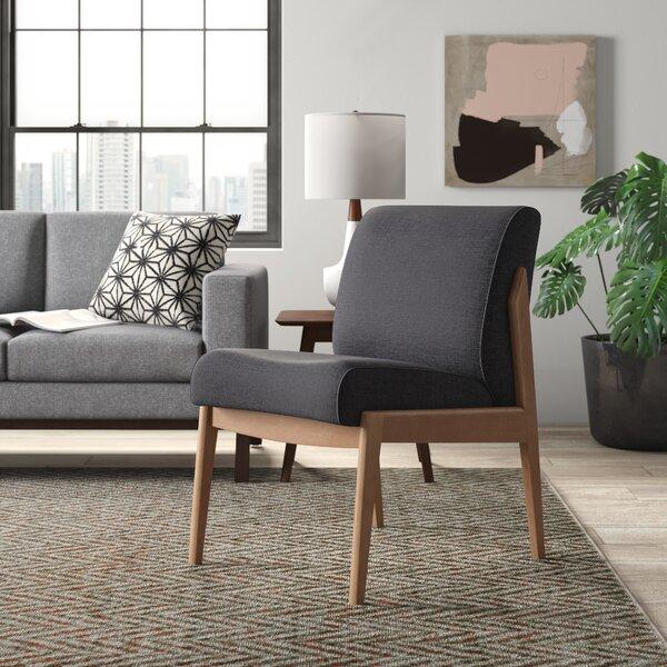 Adrian Slipper Chair by Modern Rustic Interiors
